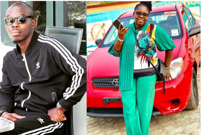 Actor Olatayo Amokade a.k.a 'Ijebu' Buys Wife A Car
