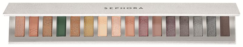 Sephora All Eye Want Palette di 16 Ombretti