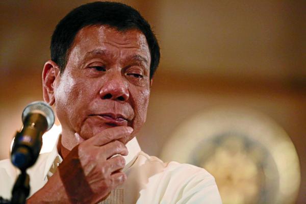 Several dead in Duterte's list