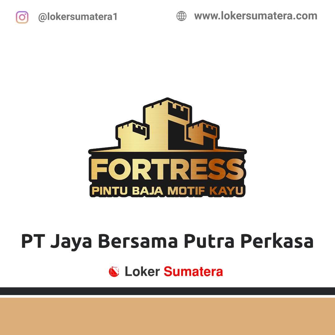 Lowongan Kerja Jambi: PT Jaya Bersama Putra Perkasa (Fortress) Desember 2020