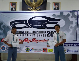 Automotive Skill Competition Teknik Mesin FT UNNES 2017