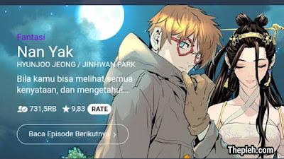 Nan Yak Webtoon Naver