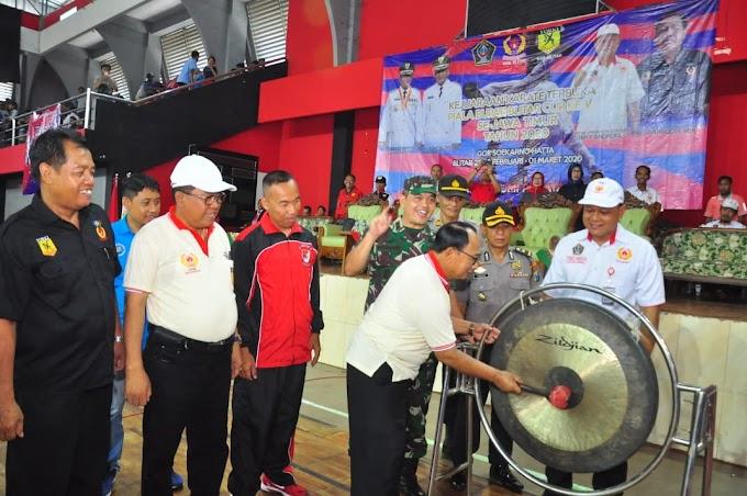 Dandim 0808/Blitar Junjung Sportivitas Dalam Bertanding