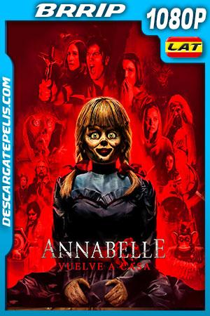 Annabelle vuelve a casa (2019) HD 1080p BRRip Latino – Ingles