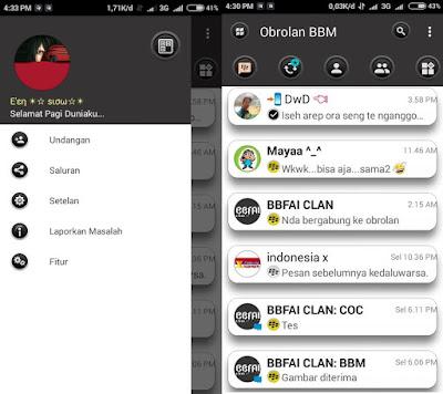 Download BBM Minimal Apk Terbaru
