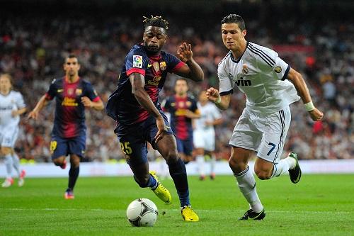 الكاميروني سونغ: كنت أعلم أنني لن ألعب كثيرا في برشلونة
