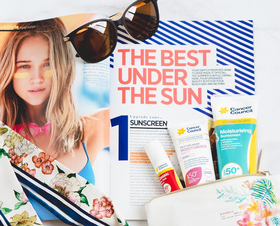cancer council australia sunscreen review