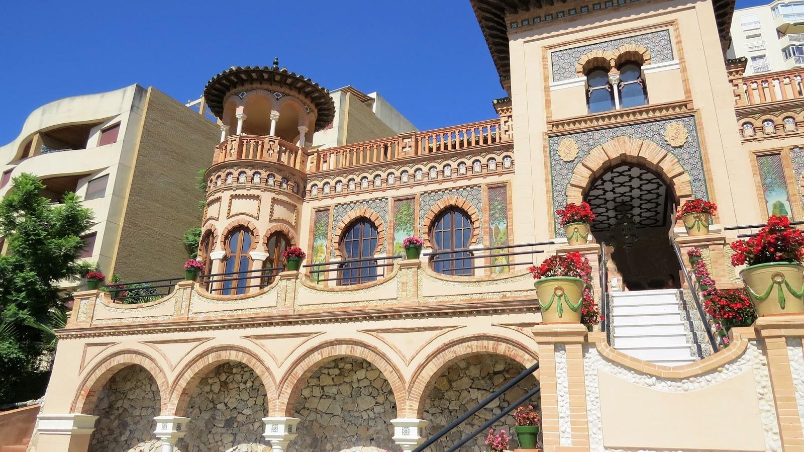 Notas cordobesas casa de los navajas en torremolinos ii - Casas en torremolinos ...
