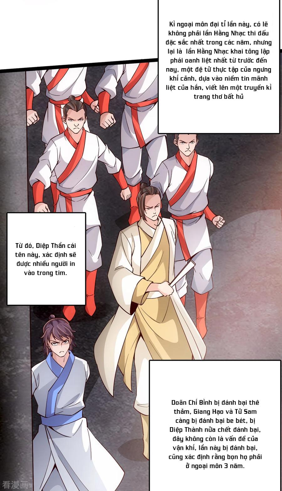 Tiên Võ Đế Tôn chap 109 - Trang 11