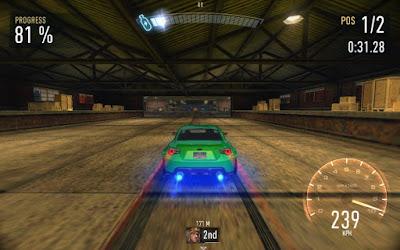 لعبة Need for Speed No Limits مهكرة للأندرويد، لعبة Need for Speed No Limits كاملة للأندرويد