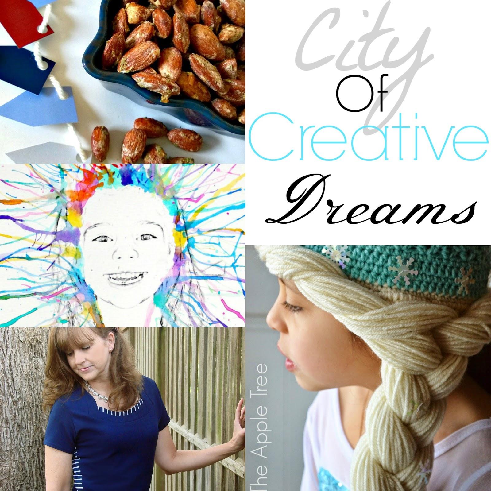 city of creative dreams - link party