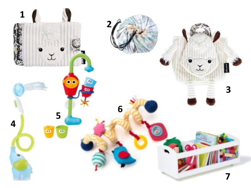 idées cadeaux sélection enfant bébé noel 6 à 12 mois jouets éveil petit prix puériculture bain jeux