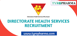 Job Openings for Pharmacists in Directorate of Health Services - 55 posts