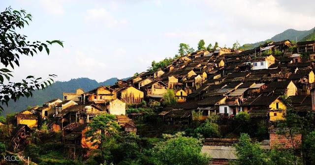 Yao Nationality Village