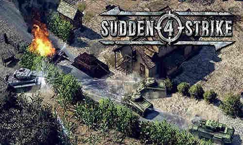 Sudden Strike 4 Game Free Download
