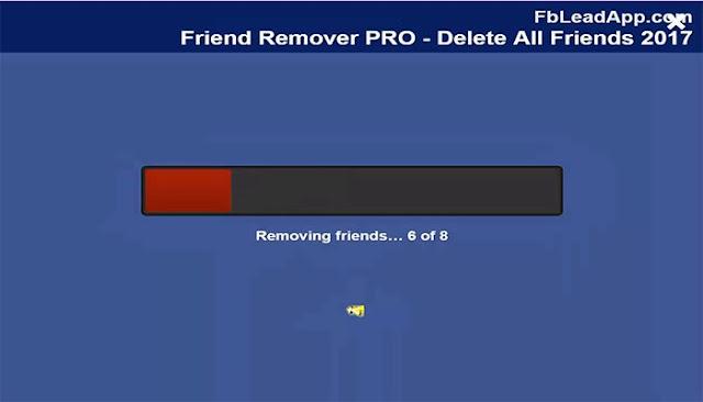 كيف تحذف جميع أصدقائك الوهميين او عدد كبير منهم من الفيسبوك 4