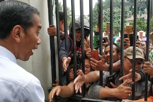 Purnomo Positif Corona, Istana Bakal Kurangi Jumlah Tamu Bertemu Jokowi