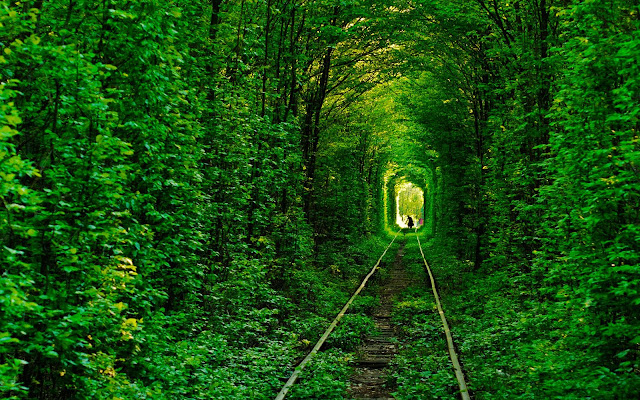 9 Tunnel of Love, Ukraine