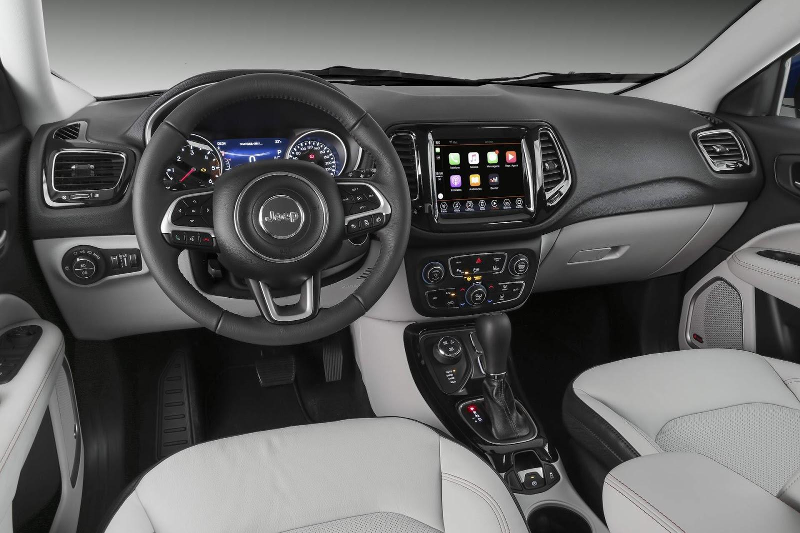 jeep compass 2018 fotos pre os e detalhes das vers es