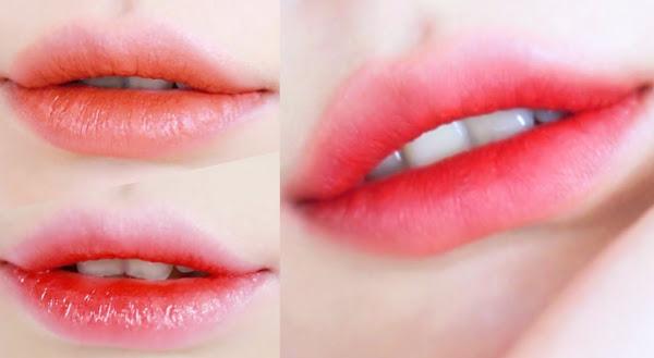 Bibir Lembut Warna Lipstick Bergradasi Trend Makeup Terbaru