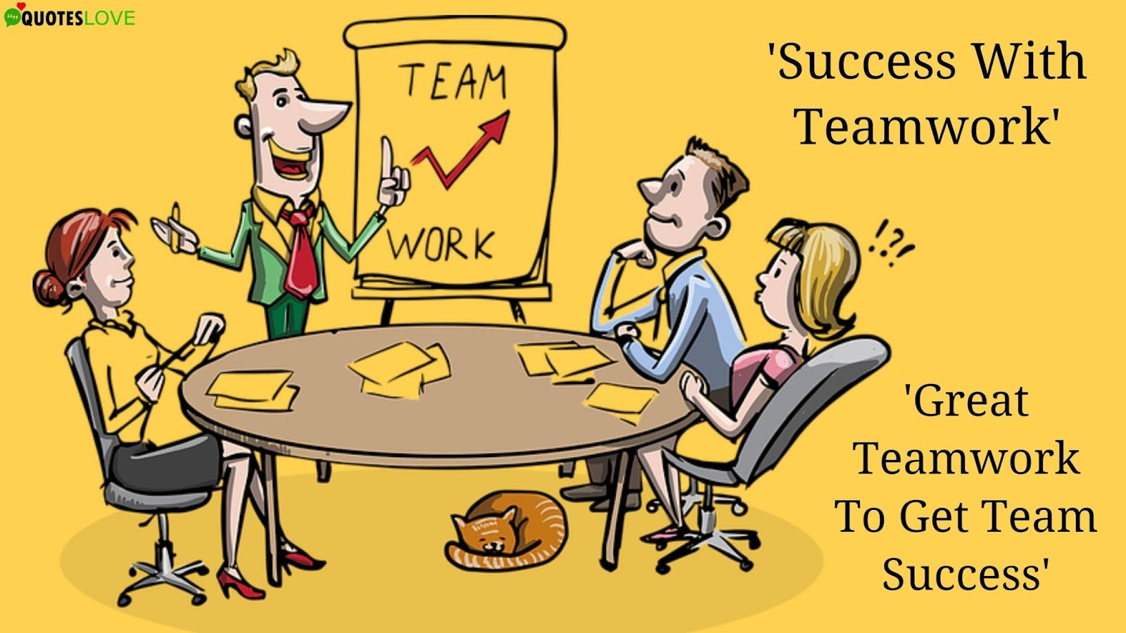 21+ (Best) Team Success Quotes To Inspire Great Teamwork