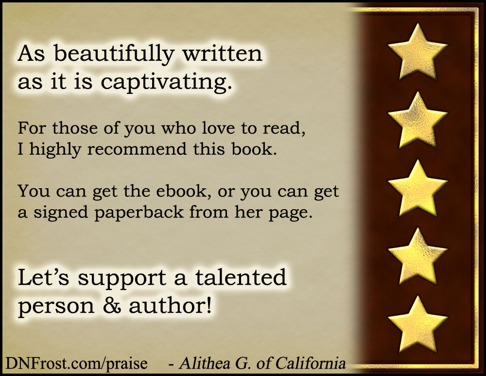 Praise for Awakening http://DNFrost.com/praise #TotKW reviews from Book One by D.N.Frost @DNFrost13 Part of a series.