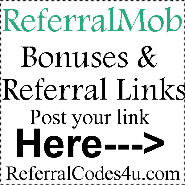 ReferralMob Refer A Friend, ReferralMob App Reviews, ReferralMob Android