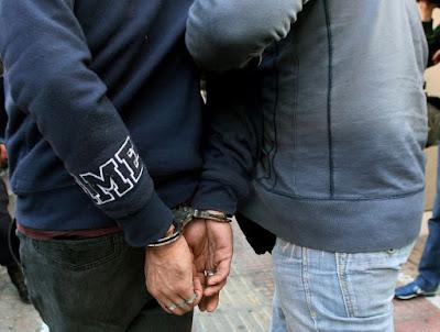 Σύλληψη ενός 36χρονου το βράδυ στην Ηγουμενίτσα