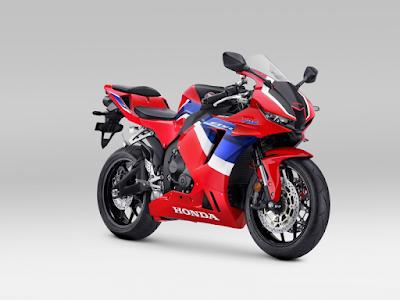 Honda CBR600RR Resmi Mengaspal Di Indonesia Dan Lengkapi Jajaran CBR Tricolor Series