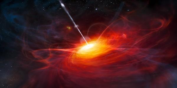 Ο πιο φωτεινός ενεργειακός πυρήνας στο Σύμπαν