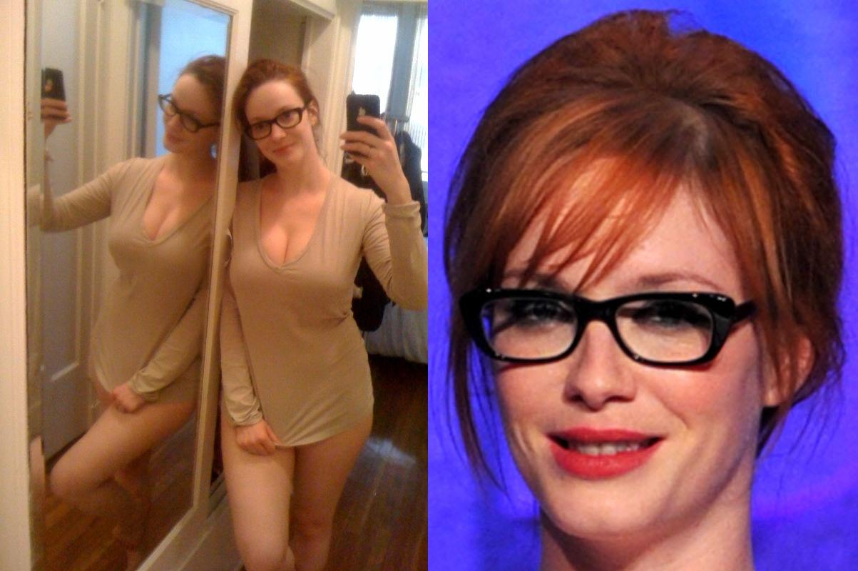Christina Hendricks Nude Leaked Photos