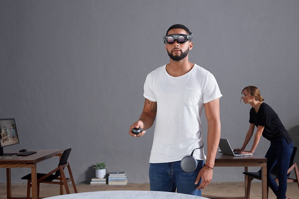 Magic Leap One Creator Edition mixed reality (MR) goggles announced