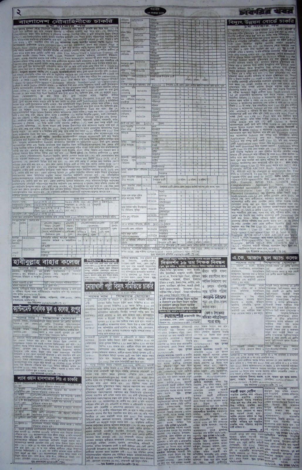saptahik-chakrir-patrika-www.result-jobs.com