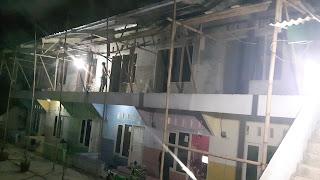 Pembangunan rumah tinggal Bekasi