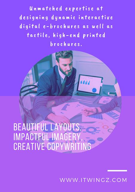 Brochure Design Services Hyderabad