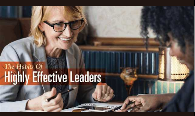 Qualities of good leaders #infographic