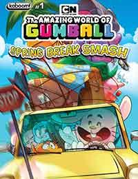 The Amazing World of Gumball: Spring Break Smash