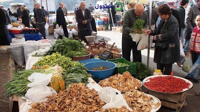 سوق قرية Inebolu Sunday التاريخي