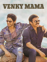 Venky Mama 2019 UnCut Hindi Dubbed 720p HDRip