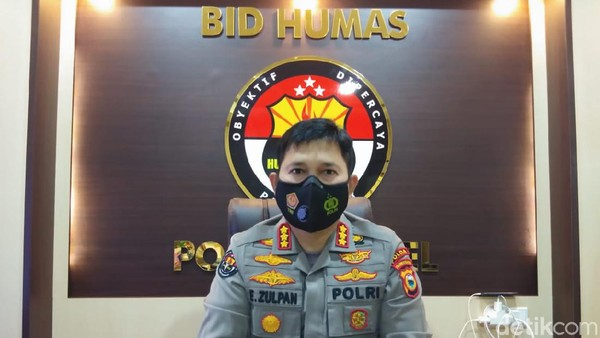 Densus Juga Dalami Kaitan 3 Eks Petinggi FPI Makassar dengan Bom Katedral