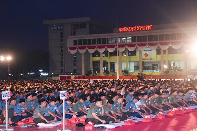 Mabes TNI Gelar Doa Untuk Pahlawan Revolusi
