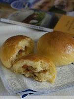 Resep Roti Isi Ayam Parmesan