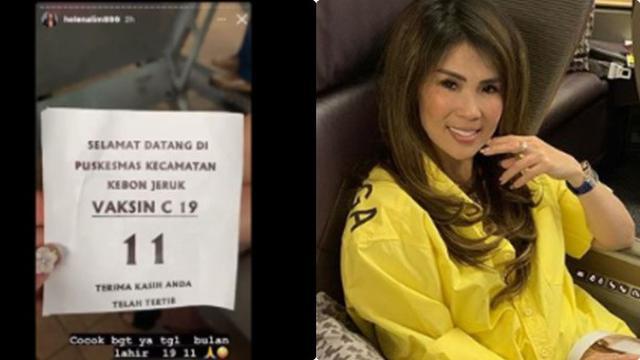 Ini Hasil Sementara Investigasi soal 'Crazy Rich' Helena Lim Divaksin Duluan
