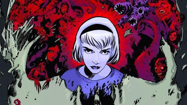 Las escalofriantes aventuras de Sabrina #1
