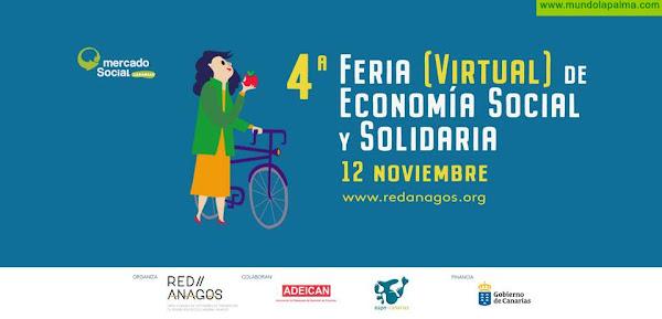 La IV feria de la economía social y solidaria impulsa el  mercado social de Canarias