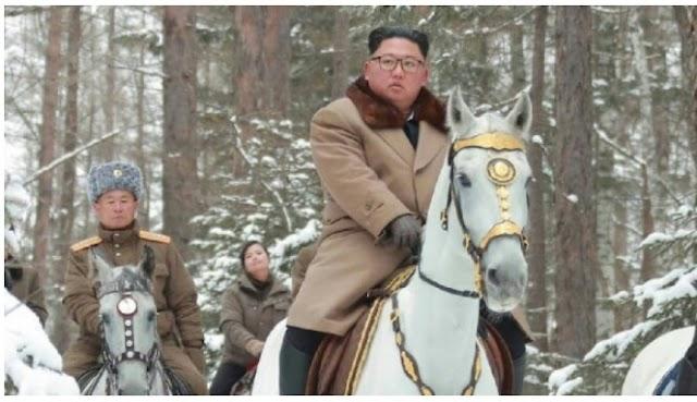 Hindari Corona, Kim Jong-un Perintah Tembak Warga China Yang Lintasi Perbatasan Korut..
