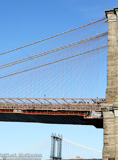 Brooklyn Bridge (c) Ελένη Δημητράτου