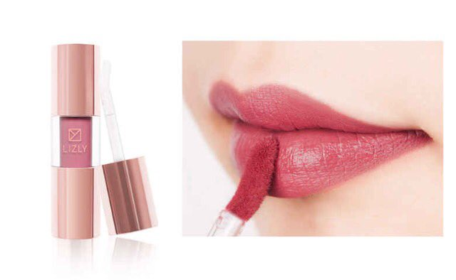 Lizly Oh My Awesome Tint - Awesome Marsala