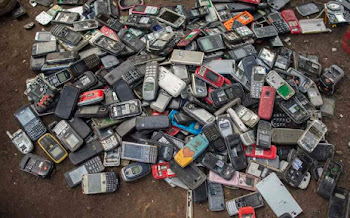 Take care of your cellphone to save the planet!