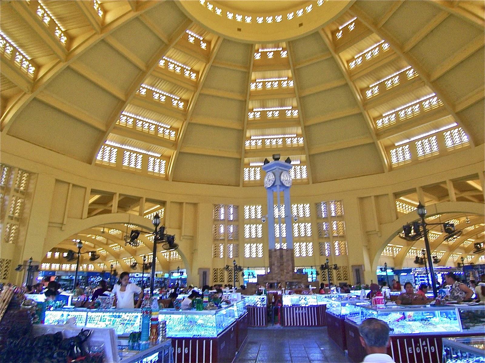 Trung tâm Chợ PhSa-Thmey